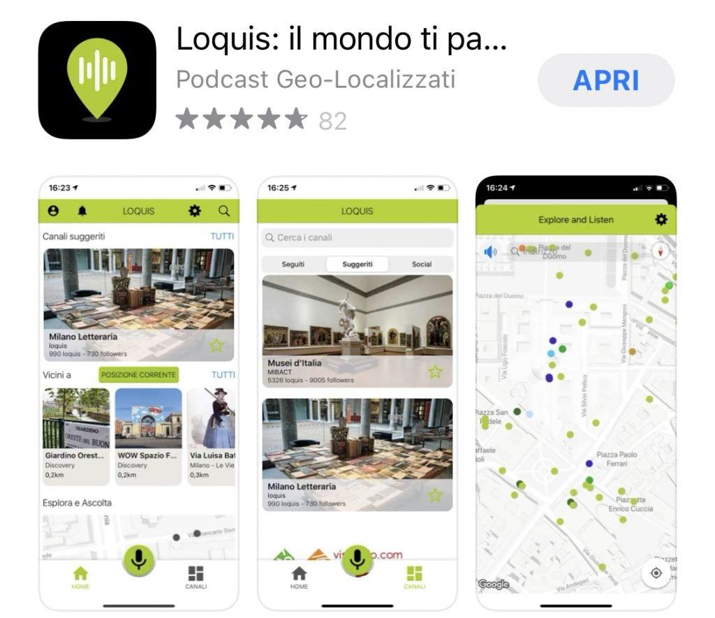 Loquis App