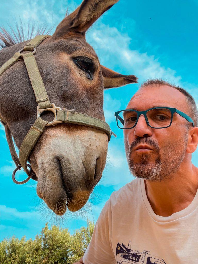 Selfie con Patù